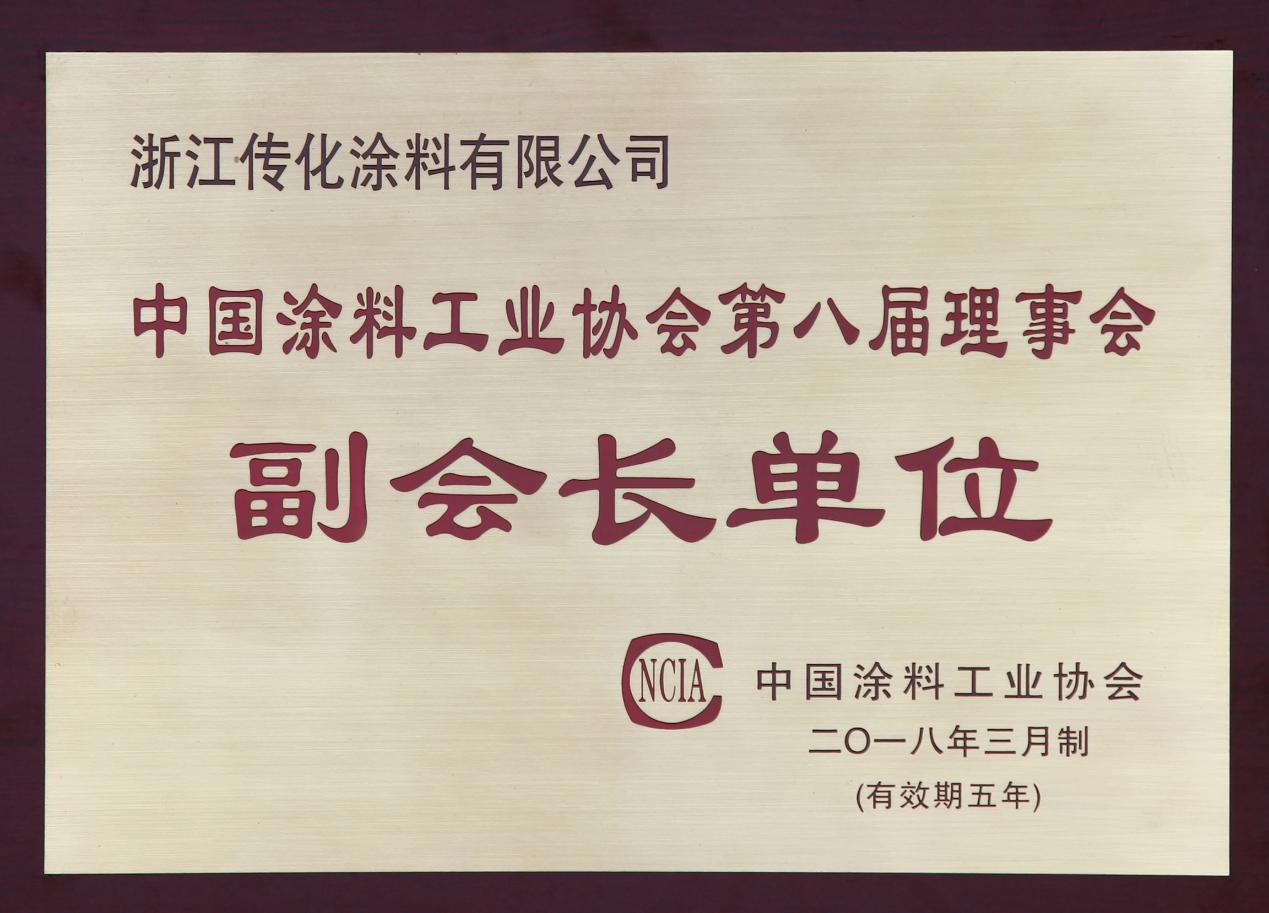 中国vwin德赢网官方下载工业协会第八届理事会副会长单位